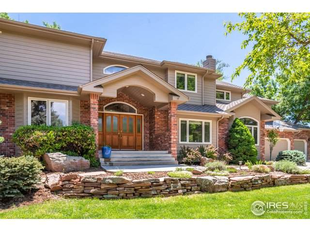 4962 Country Club Way, Boulder, CO 80301 (MLS #942360) :: RE/MAX Alliance