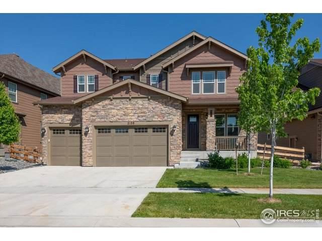 2159 Summerlin Ln, Longmont, CO 80503 (MLS #942371) :: 8z Real Estate