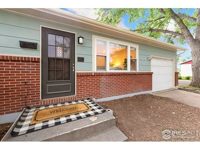 405 Clover Ln, Fort Collins, CO 80521 (MLS #942382) :: Colorado Home Finder Realty