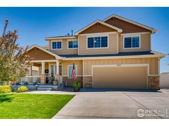 548 El Diente Ave, Severance, CO 80550 (#942391) :: iHomes Colorado