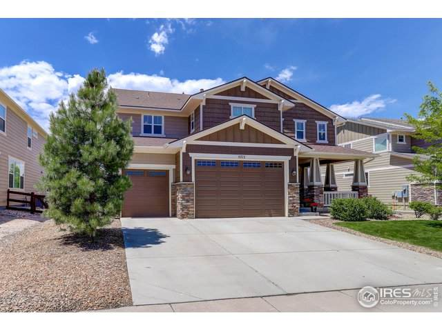 5715 Coppervein St, Fort Collins, CO 80528 (MLS #942400) :: RE/MAX Alliance