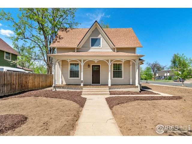 1403 8th St, Greeley, CO 80631 (MLS #942405) :: RE/MAX Alliance