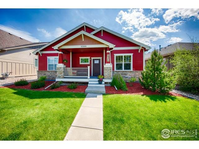 2209 Nancy Gray Ave, Fort Collins, CO 80525 (MLS #942423) :: RE/MAX Alliance