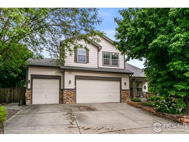 789 Glenarbor Cir, Longmont, CO 80504 (MLS #942430) :: 8z Real Estate