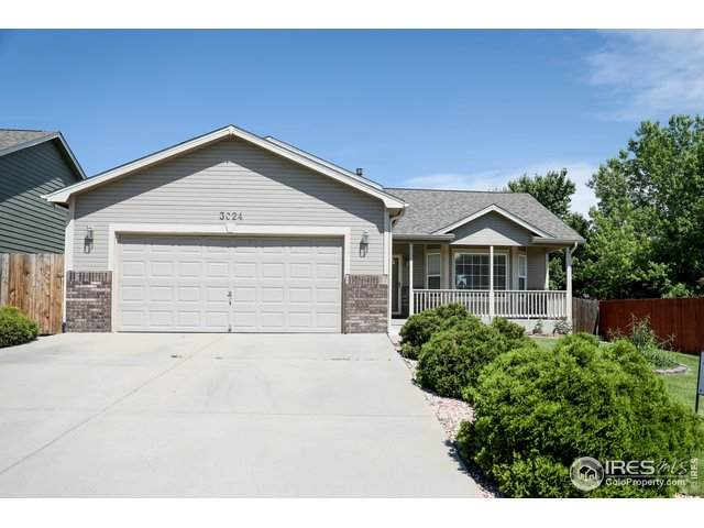 3024 43rd Ave, Greeley, CO 80634 (MLS #942439) :: RE/MAX Alliance