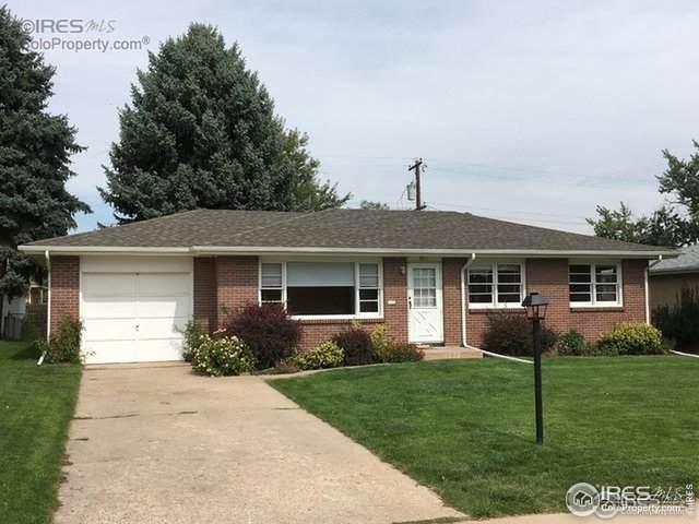 2911 W 12th St, Greeley, CO 80634 (#942442) :: iHomes Colorado