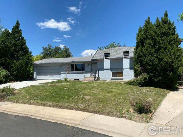 1425 W Holly Dr, Broomfield, CO 80020 (MLS #942454) :: J2 Real Estate Group at Remax Alliance