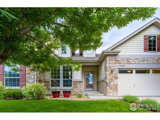 5240 Bella Vista Dr, Longmont, CO 80503 (MLS #942463) :: 8z Real Estate