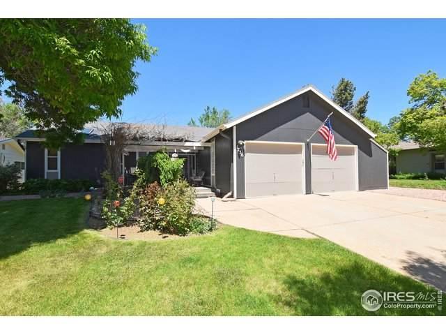 1736 Ridgewood Rd, Fort Collins, CO 80526 (MLS #942469) :: RE/MAX Alliance