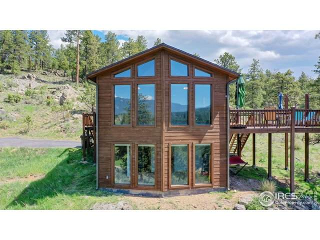 1053 County Road 72, Bailey, CO 80421 (MLS #942472) :: RE/MAX Alliance