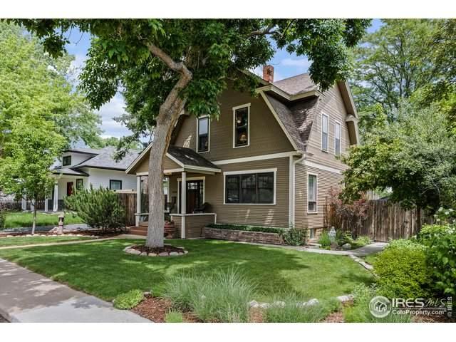 428 Sumner St, Longmont, CO 80501 (MLS #942474) :: 8z Real Estate