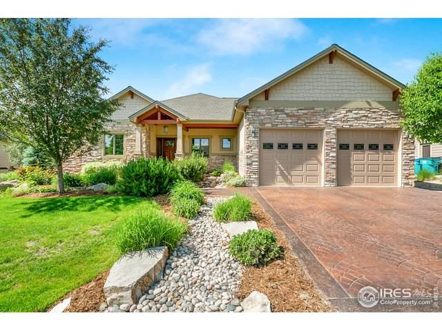 7293 Spanish Bay Dr, Windsor, CO 80550 (#942481) :: Compass Colorado Realty