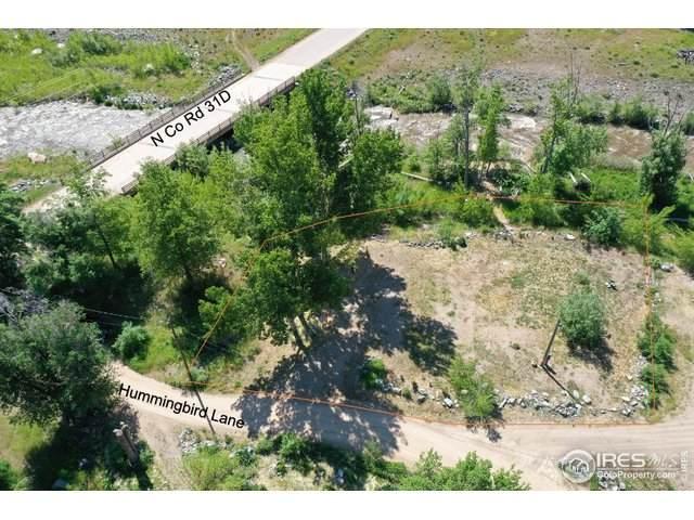 10018 Hummingbird Ln, Loveland, CO 80538 (MLS #942499) :: Wheelhouse Realty