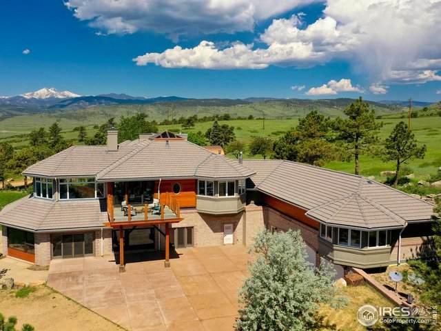 6635 Rabbit Mountain Rd, Longmont, CO 80503 (MLS #942503) :: Kittle Real Estate
