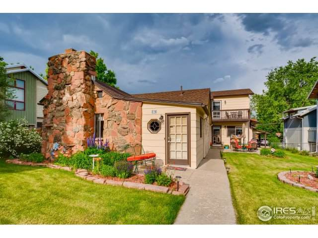 516 Lincoln Ave, Louisville, CO 80027 (MLS #942506) :: Keller Williams Realty
