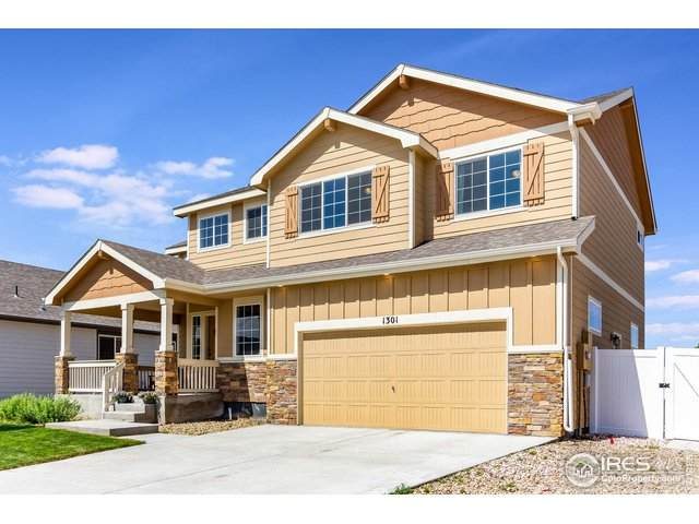 1301 88th Ave Ct, Greeley, CO 80634 (MLS #942517) :: RE/MAX Alliance