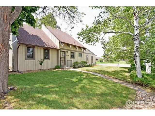 4436 W 17th St, Greeley, CO 80634 (MLS #942519) :: Wheelhouse Realty