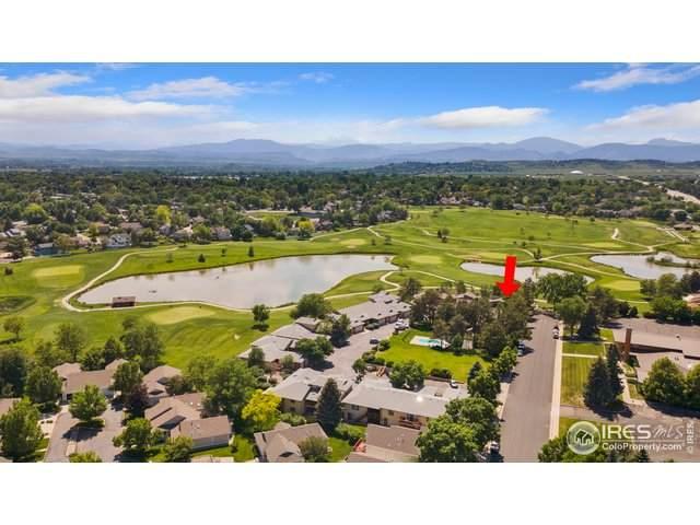 1550 W 28th St #6, Loveland, CO 80538 (MLS #942525) :: Kittle Real Estate