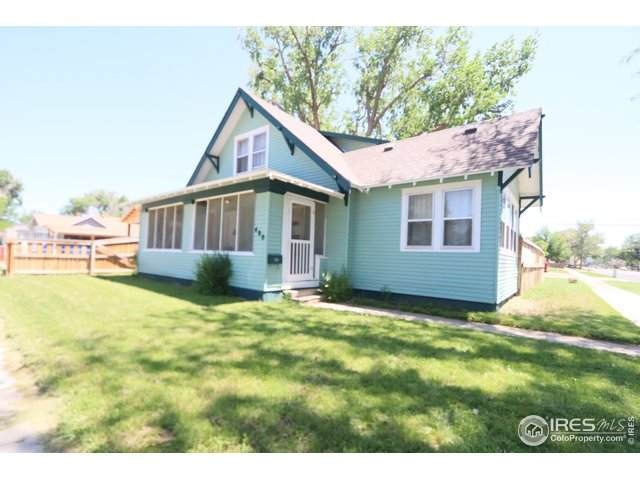 400 Euclid St, Fort Morgan, CO 80701 (MLS #942530) :: RE/MAX Alliance