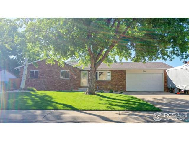 3404 34th Ave, Greeley, CO 80634 (MLS #942550) :: RE/MAX Alliance