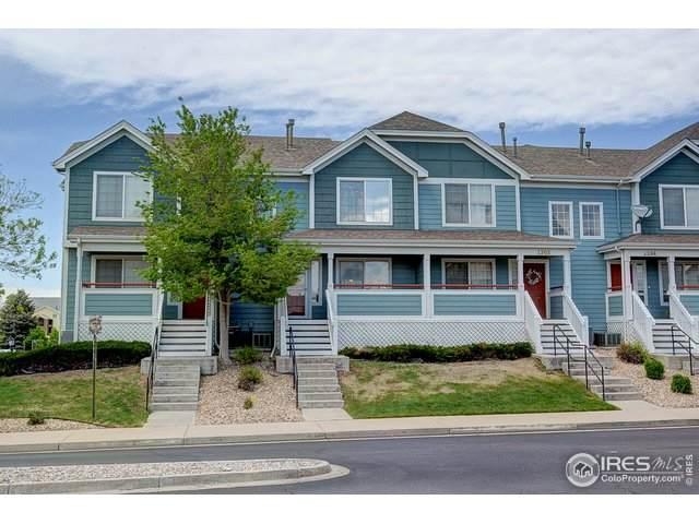 3660 W 25th St #1302, Greeley, CO 80634 (MLS #942557) :: Wheelhouse Realty