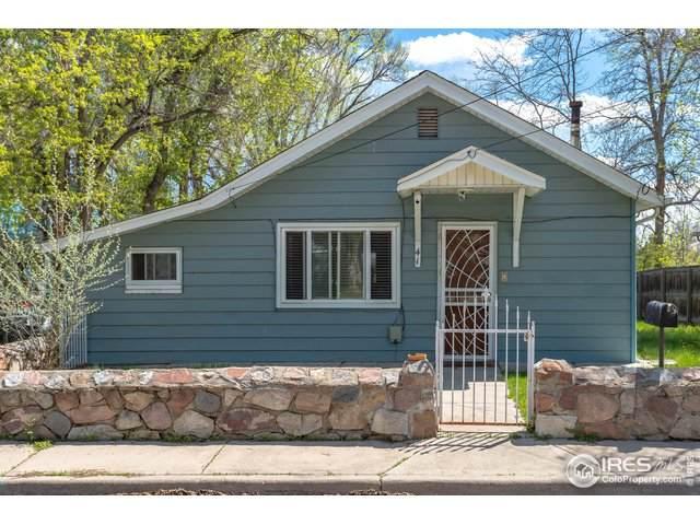 41 Reed Pl, Longmont, CO 80504 (MLS #942560) :: J2 Real Estate Group at Remax Alliance