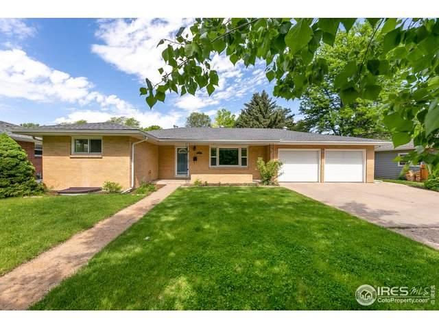 1321 Green St, Fort Collins, CO 80524 (MLS #942574) :: 8z Real Estate