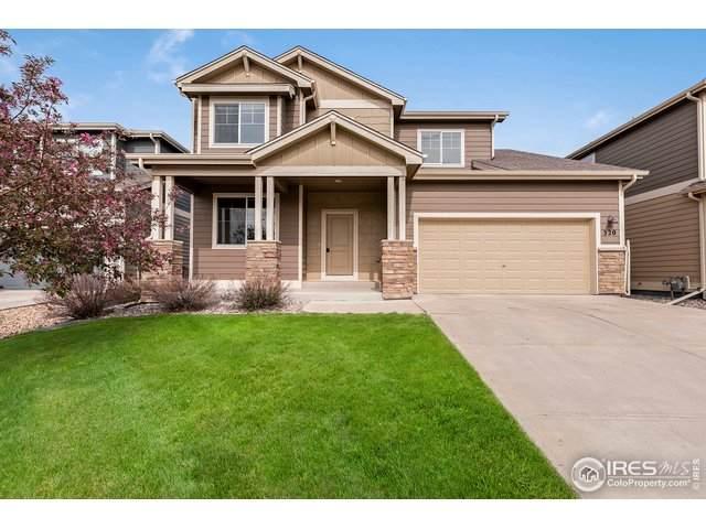320 Kalkaska Ct, Fort Collins, CO 80524 (MLS #942575) :: RE/MAX Alliance