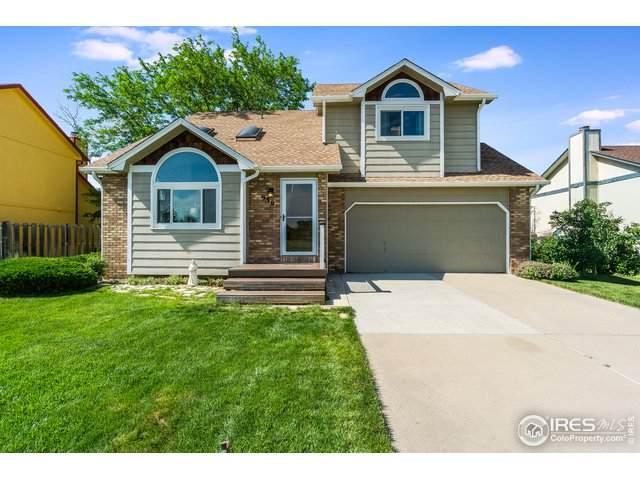 930 Bramblebush St, Fort Collins, CO 80524 (MLS #942578) :: The Sam Biller Home Team