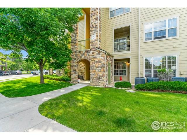 5620 Fossil Creek Pkwy #103, Fort Collins, CO 80525 (MLS #942590) :: Wheelhouse Realty