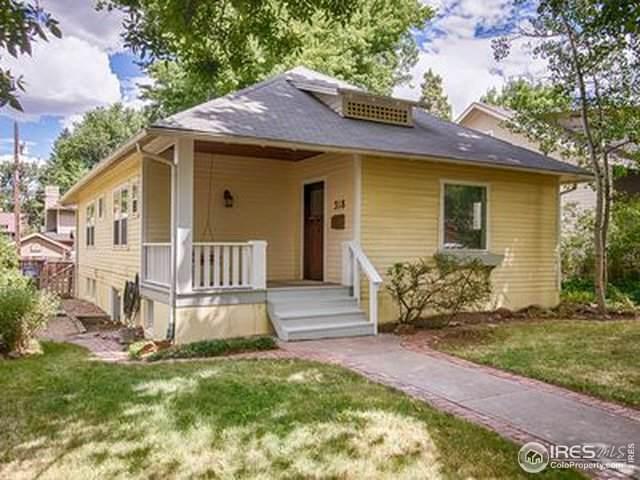 318 Grant St, Longmont, CO 80501 (MLS #942594) :: 8z Real Estate