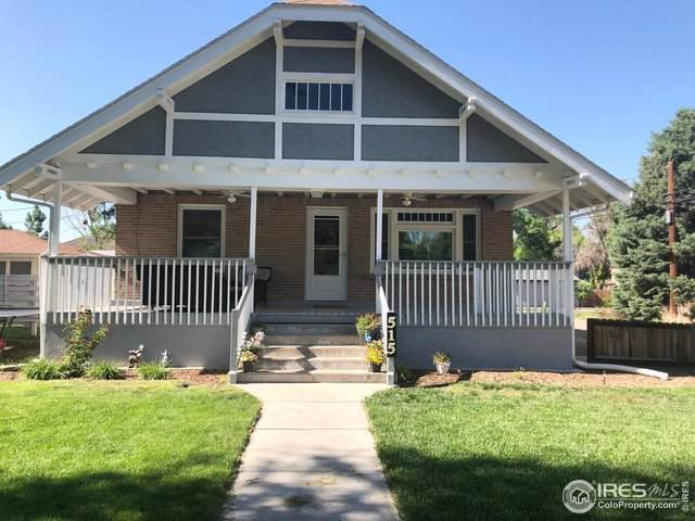 515 E Bijou Ave, Fort Morgan, CO 80701 (MLS #942604) :: Bliss Realty Group