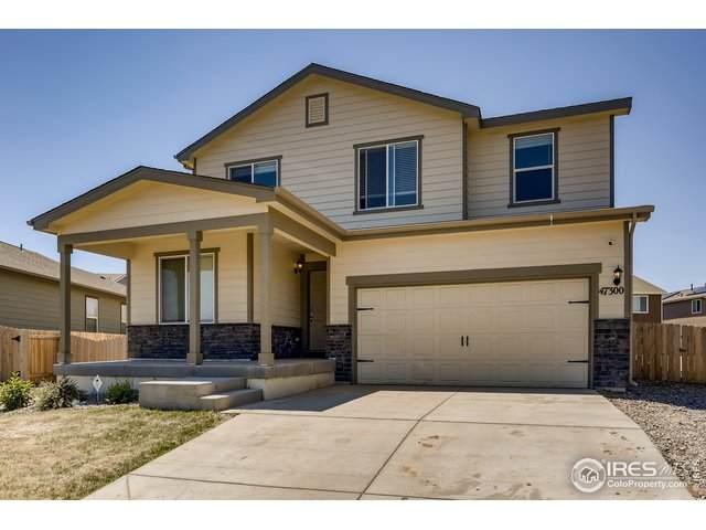 47300 Clover Ave, Bennett, CO 80102 (MLS #942611) :: 8z Real Estate