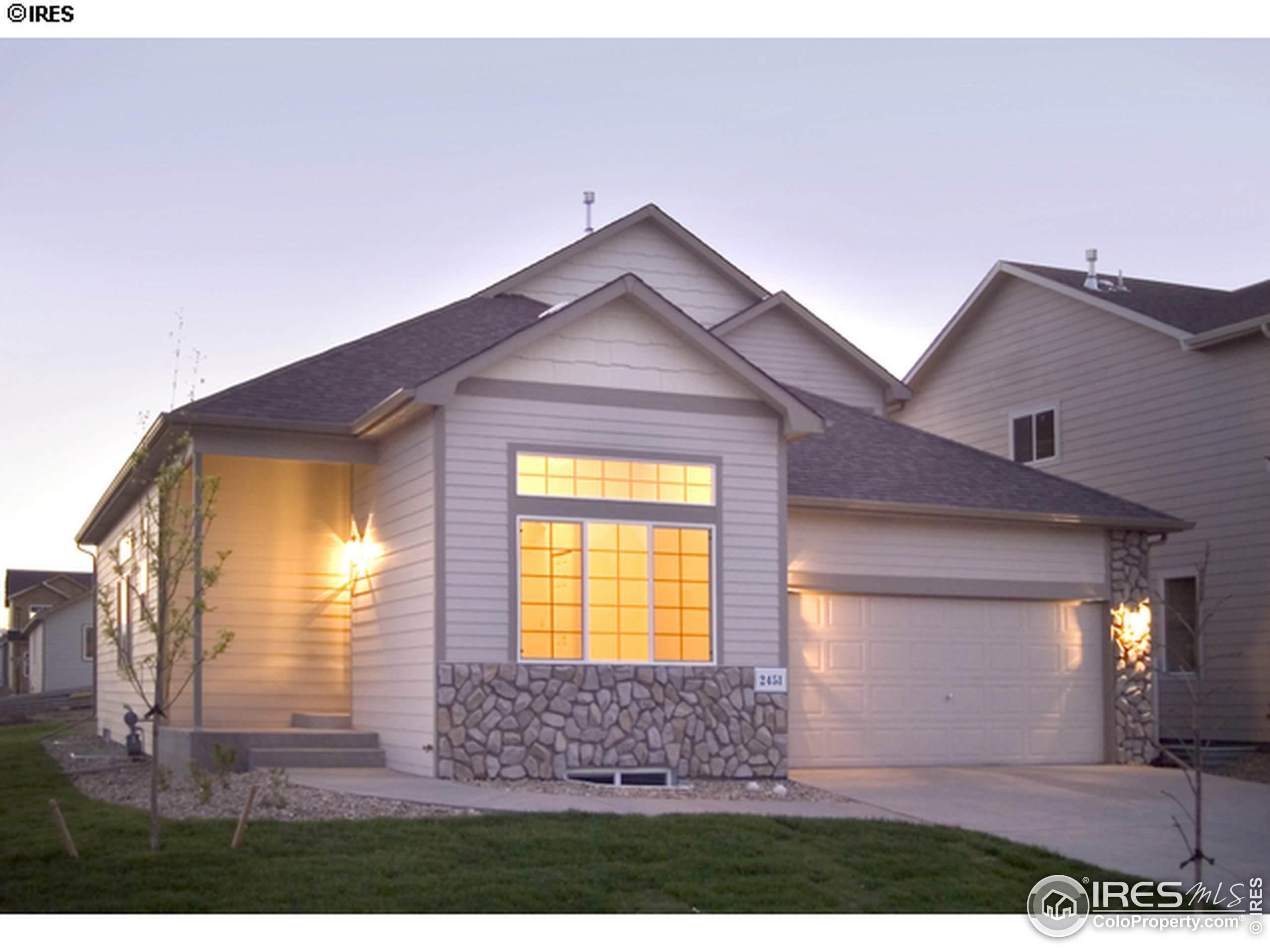 3526 Kirkwood Ln, Johnstown, CO 80534 (MLS #942616) :: 8z Real Estate