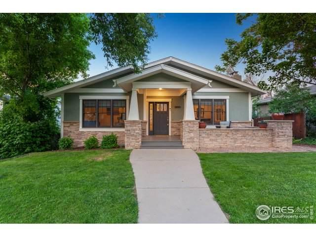 2850 5th St, Boulder, CO 80304 (MLS #942621) :: Stephanie Kolesar