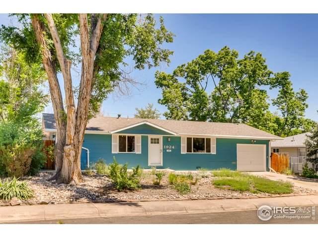 1924 Sumac Pl, Longmont, CO 80501 (MLS #942630) :: 8z Real Estate