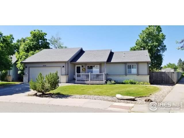 4378 Sunridge Dr, Loveland, CO 80538 (MLS #942639) :: RE/MAX Alliance