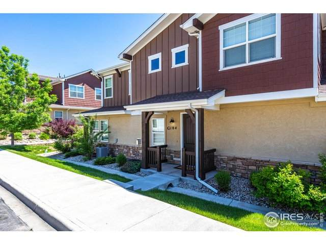 5851 Dripping Rock Ln #104, Fort Collins, CO 80528 (MLS #942657) :: RE/MAX Alliance