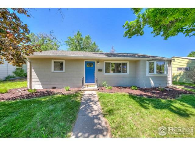 1108 Beech St, Fort Collins, CO 80521 (MLS #942664) :: RE/MAX Alliance