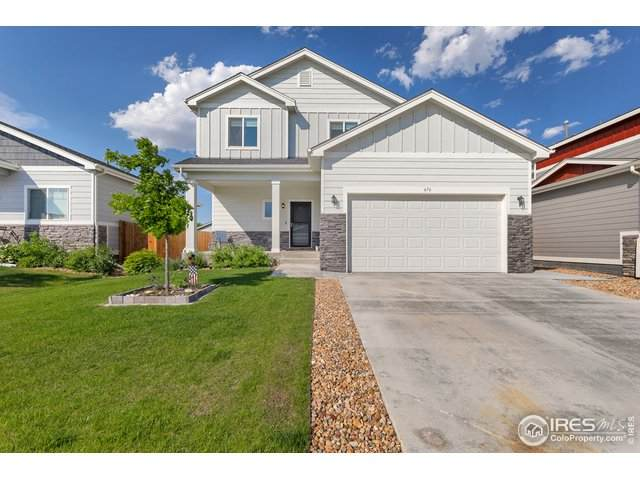 676 S Prairie Dr, Milliken, CO 80543 (#942674) :: iHomes Colorado