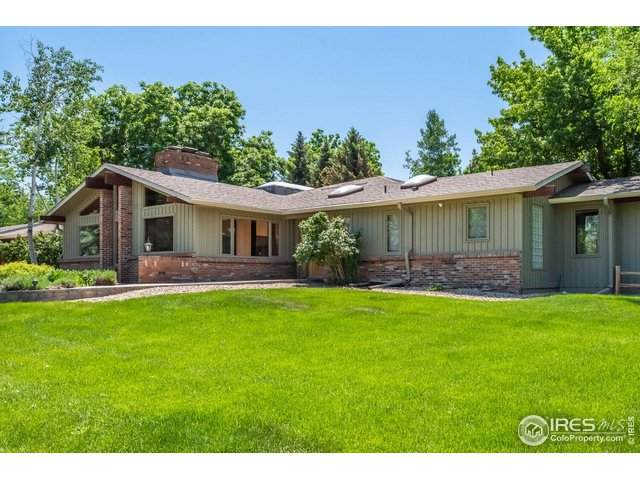 7666 O Connor Rd, Boulder, CO 80303 (MLS #942677) :: RE/MAX Alliance