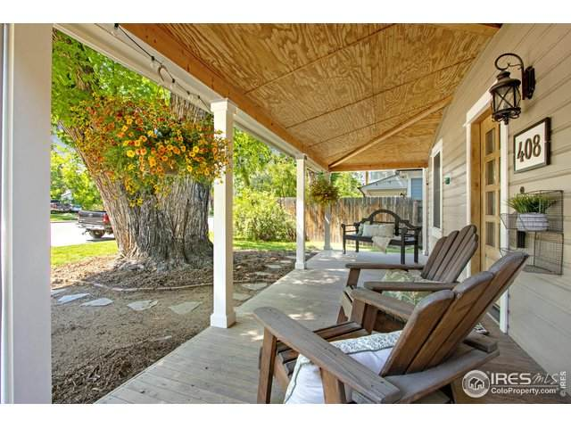 408 Wood St, Fort Collins, CO 80521 (MLS #942688) :: RE/MAX Alliance