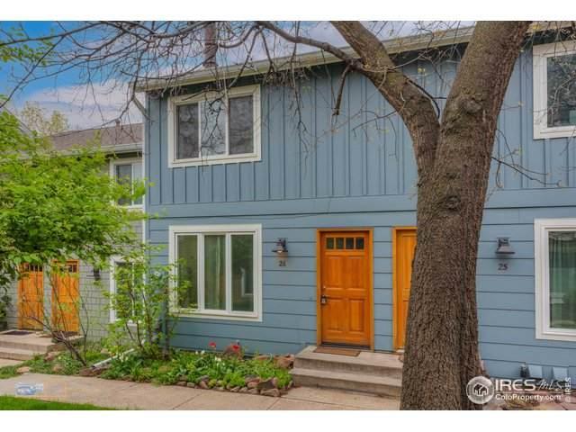3840 Broadway St #26, Boulder, CO 80304 (MLS #942717) :: Find Colorado