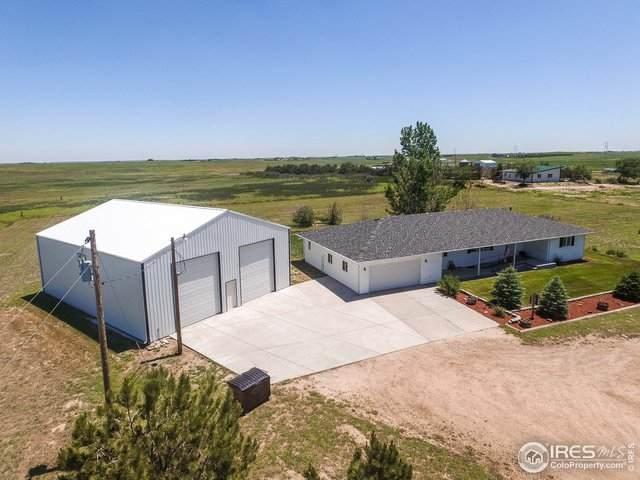 11538 County Road 3, Wiggins, CO 80654 (MLS #942718) :: Find Colorado