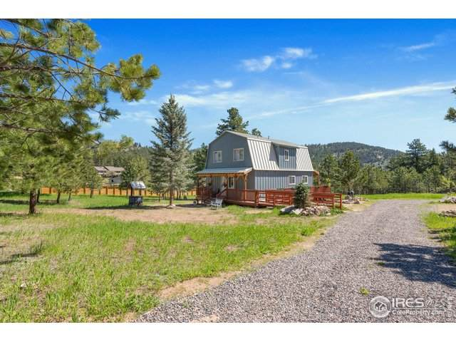 674 Mountain Meadows Rd, Boulder, CO 80302 (MLS #942725) :: Bliss Realty Group