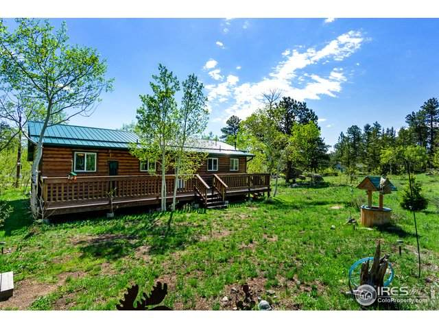 71 Yampa Ct, Red Feather Lakes, CO 80545 (MLS #942727) :: Find Colorado