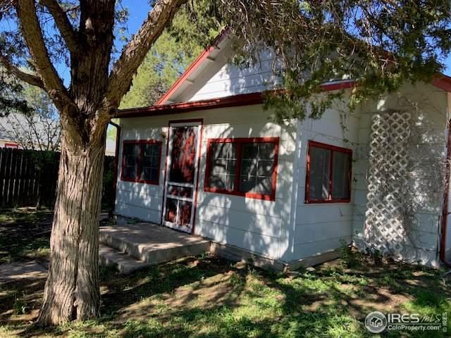 984 Denver St, Calhan, CO 80808 (MLS #942741) :: RE/MAX Alliance