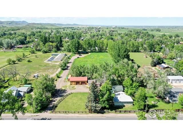 3416 W County Road 54G, Laporte, CO 80535 (#942743) :: iHomes Colorado