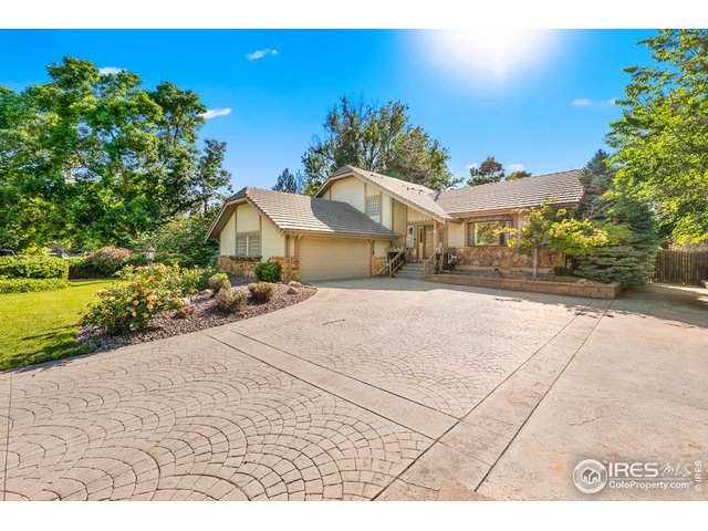 3131 Silverwood Dr, Fort Collins, CO 80525 (MLS #942750) :: RE/MAX Alliance
