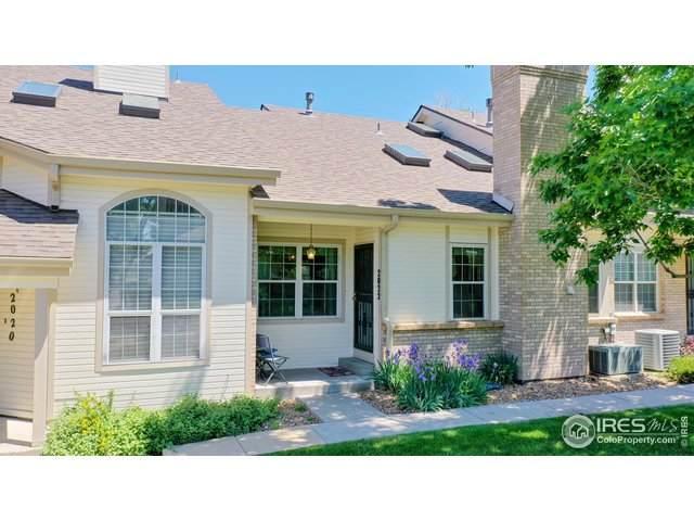 2022 S Xenia Way, Denver, CO 80231 (MLS #942753) :: Find Colorado
